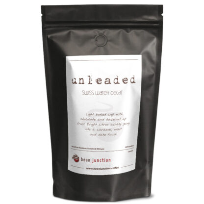 Unleaded Decaf Coffee