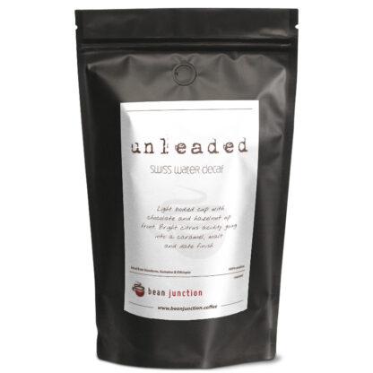 Unleaded Decaf Coffee - Bean Junction